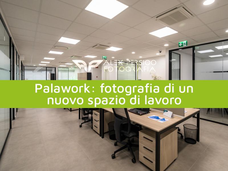 AP Fotografia Palawork fotografia di un nuovo spazio di lavoro