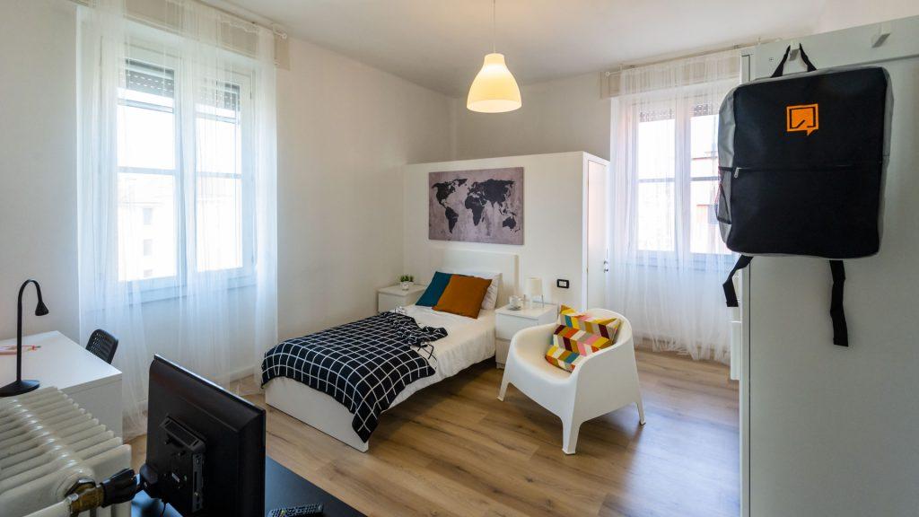 AP Fotografia appartamento per studenti in affitto