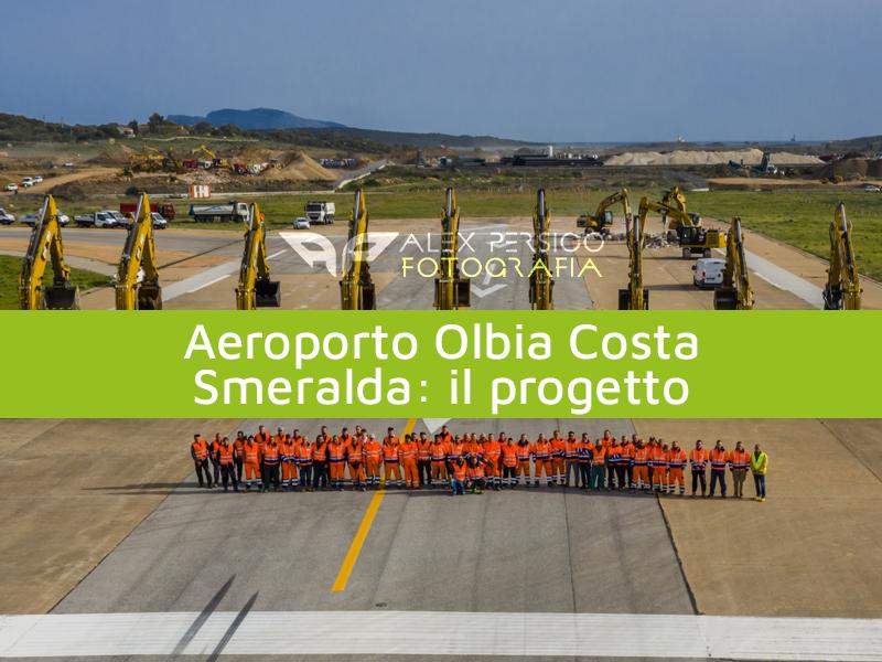 Aeroporto Olbia Costa Smeralda il progetto