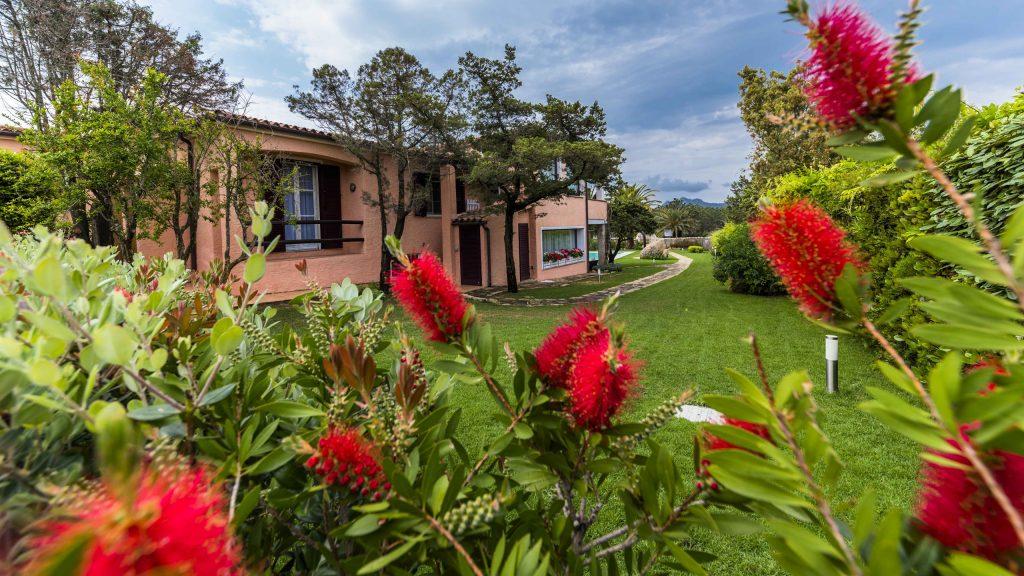 Progetto Architettura Villa in Sardegna Costa Smeralda