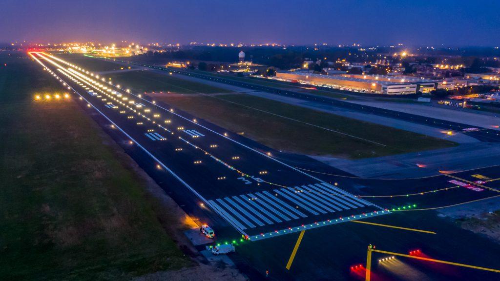 Progetto Industriale Linate